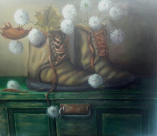 Lada Lapidus  - Painter