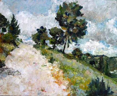 Lubov Meshulam Lemkovitc - Painter