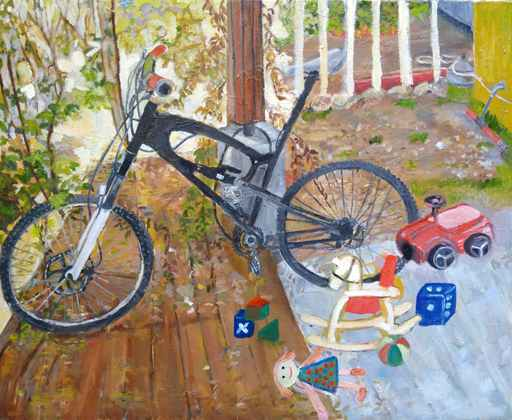 Michal Darmon  - Painter