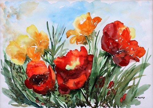 Mira Kunz  - Painter