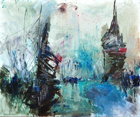 Perla Nassi  - Painter