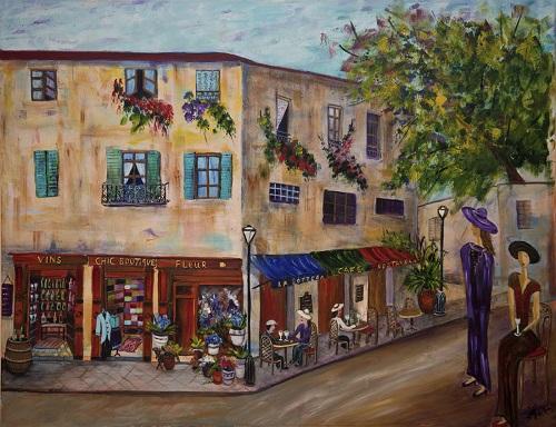 Rochale Fleischer  - Painter