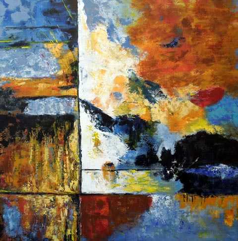 Rachel Kegen  - Painter