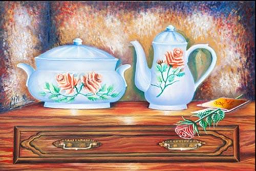 Shay Vaknin  - Painter