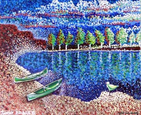 Tamar Ben david - Painter
