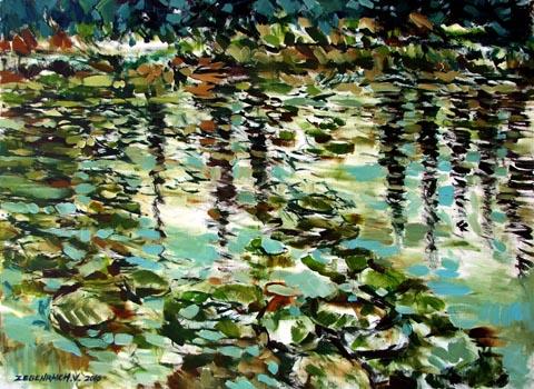 Valerie Zegenraich  - Painter