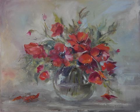 Yelena Falkovsky  - Painter