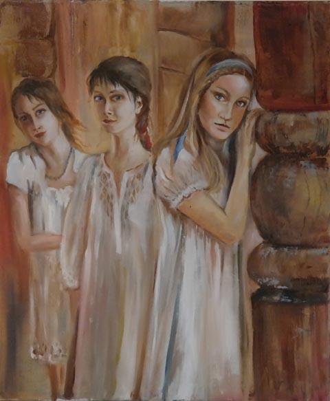 Yelena Falkovsky  - Painter