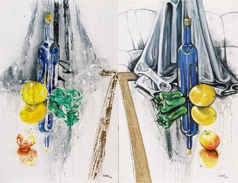 Yacov papo  - Painter