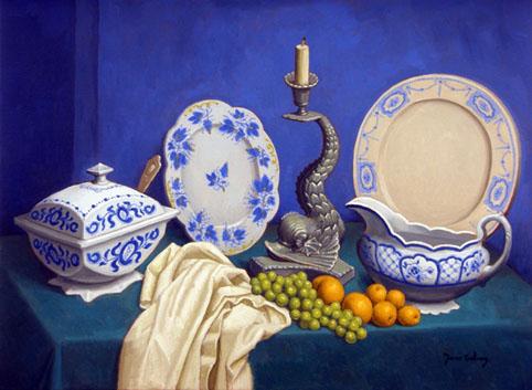 Yacov Gabay  - Painter