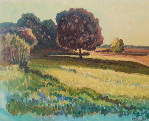 סולי גילוס - צייר