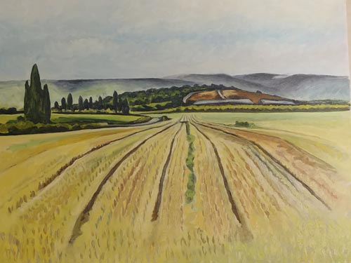 Solly Gillows - Painter
