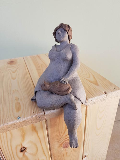 Yael Netanel - Sculpture