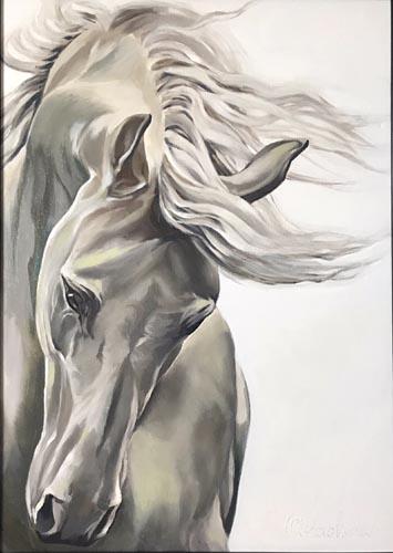 אולגה גלדישב - ציירת