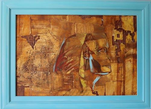 Olga Gladishev - Painter