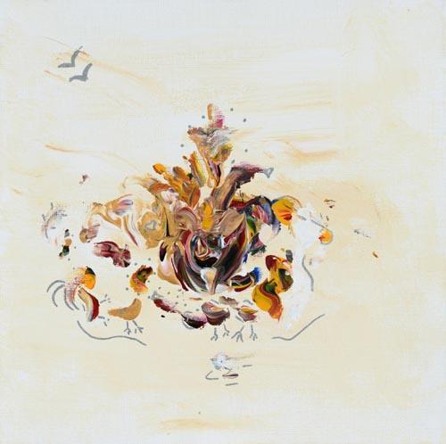 ורד לוי אונגר - ציור וטכניקה מעורבת