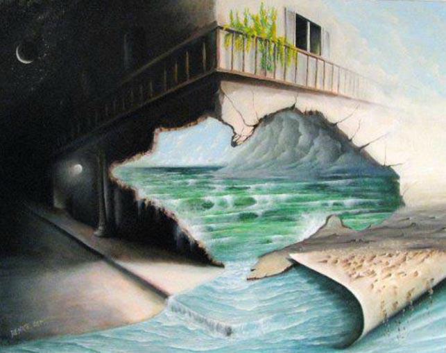הנריק רותם - צייר