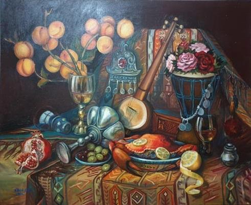 ליה ממציס - ציירת
