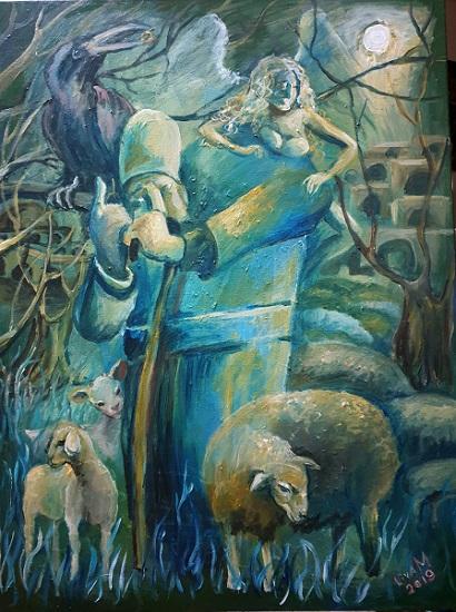 Liya Mamtsis - Painter