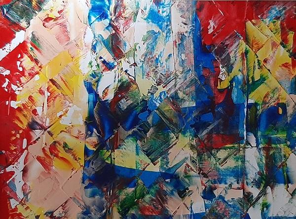רחל נצחוני - ציירת ואמנית דיגיטלית