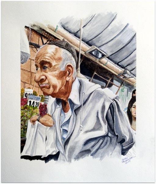 ג'ורג' פרויידנשטיין - צייר