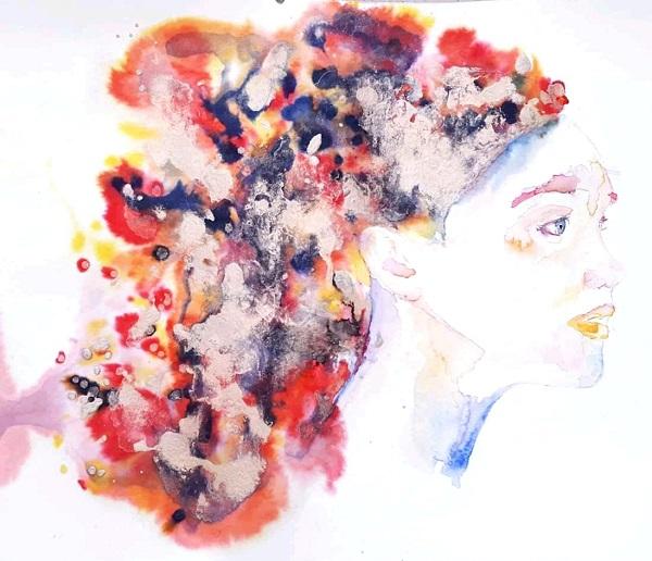 לירון בן ארי - ציירת