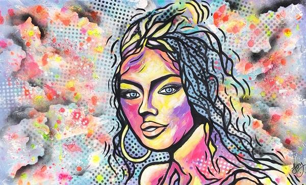אירנה בודאגוב - ציירת