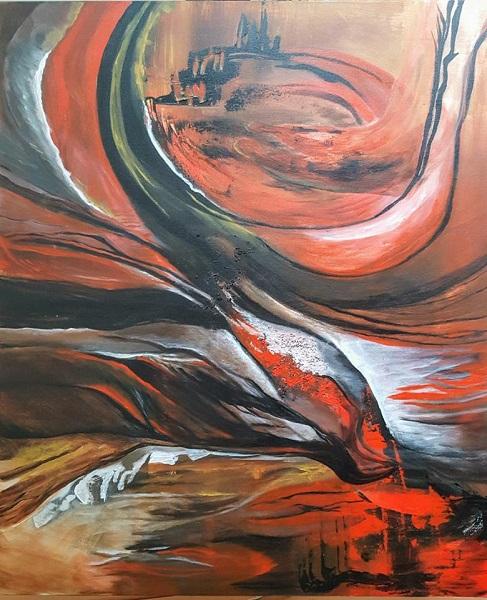 שרי אזולאי - ציירת