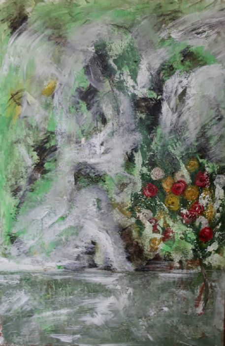 פארס חמדאן - צייר