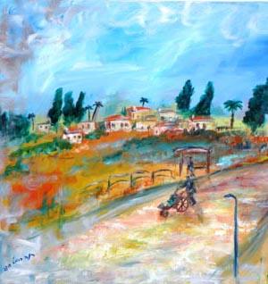 ציור ציורים למכירה אמנים ישראלים