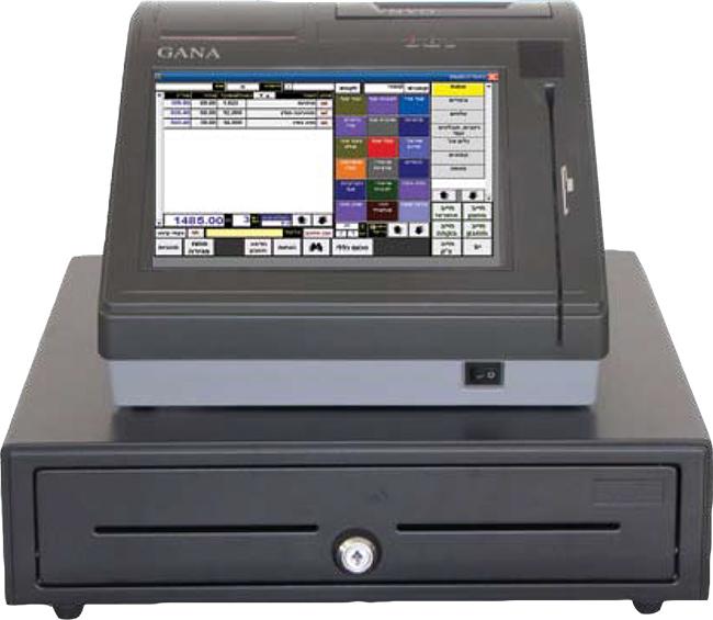 קופה ממוחשבת GA3000