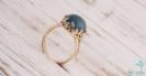 תרשיש - אקוומרין (Aquamarine) - אבן הלידה של חודש מרץ