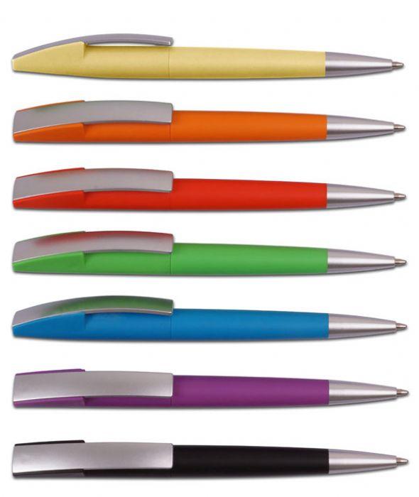 """עט כדורי """"ריינג"""" פלסטי  - 3772"""