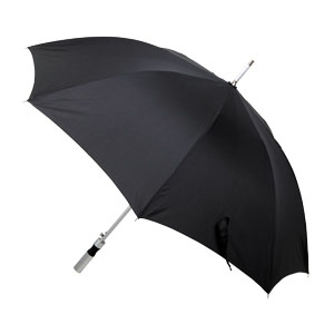 """מטרייה """"בוס"""" גדולה ומחוזקת 27""""  דגם מנהלים עם מנגנון נגד סערה  - 3368"""