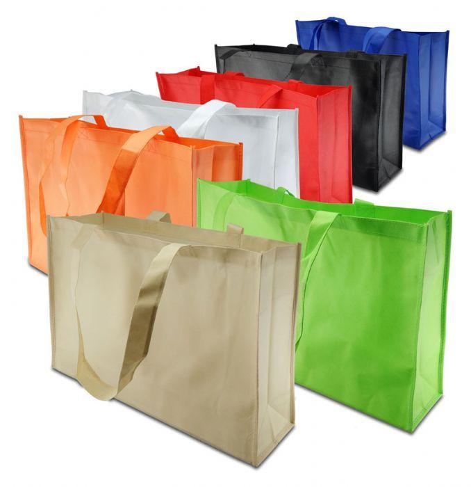 תיק קניות עשוי אלבד ידידותי לסביבה - 2545