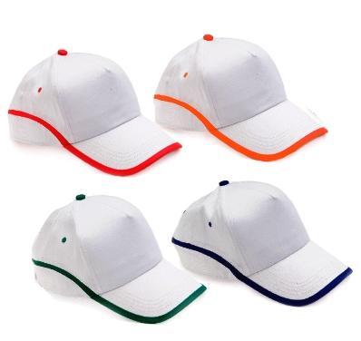 """""""במבינו"""" כובע כותנה מעוצב לפרסום ולקד""""מ - 1441"""