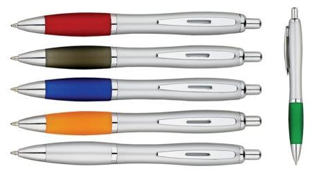 """עט כתיבה איכותית """"אימפייר"""" עם קליפס מתכתי- 2714"""