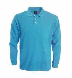 חולצת פולו איכותית שרוול ארוך - 1444