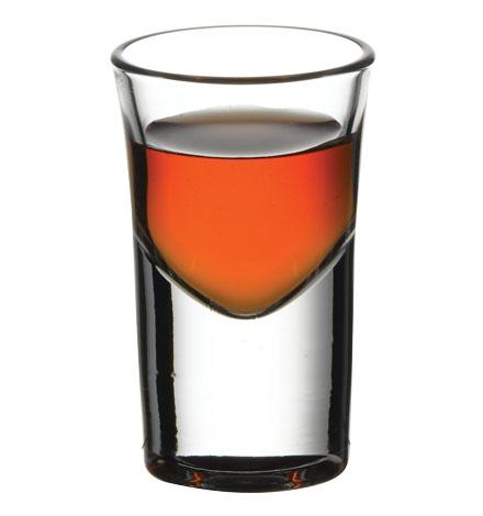 """כוס צ'ייסר שוט """"טוסקנה"""" - 3431"""