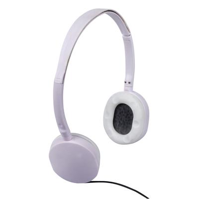 אוזניות קלאסיות בצבע לבן - 3843