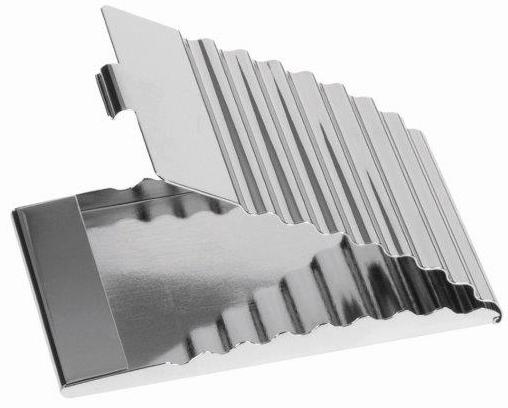 קופסה לכרטיסי ביקור מאלומיניום - 1004