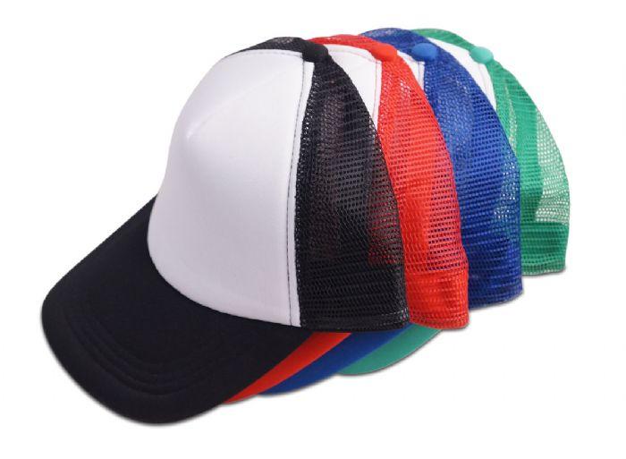 כובע בייסבול רשת - 1407