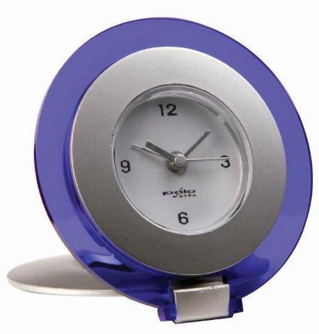 שעון מעורר מתקפל לנסיעות - 2822