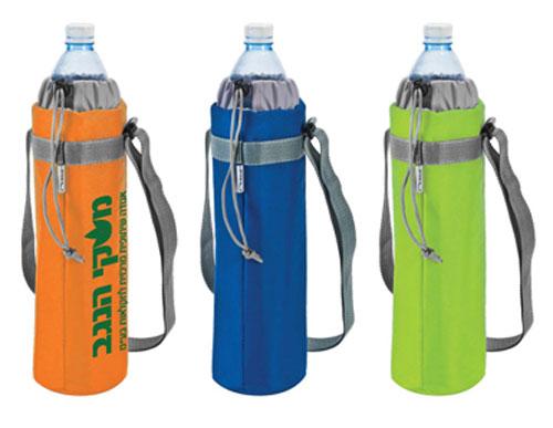 תיק מיידנית שומר חום/קור לבקבוק ליטר וחצי - 3023