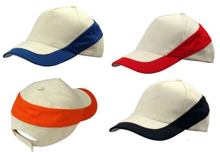 """""""גולף"""" כובע איכותי משולב עם סקוטש - 1414"""