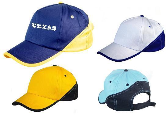 """כובע כותנה """"ספורט"""" עם צבעים משולבים דגם חדש -1420"""