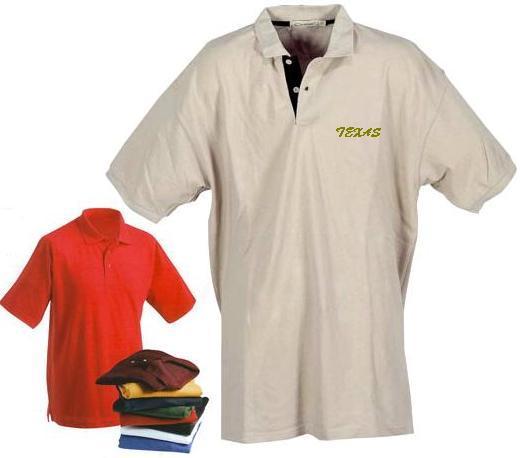"""חולצות פולו """"קלאס"""" איכותיות עם צווארון - 1424"""