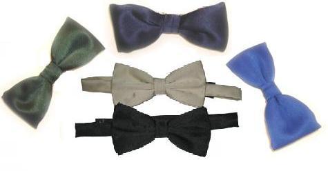 עניבת פרפר - פפיון עם קשירה מהירה - 1429