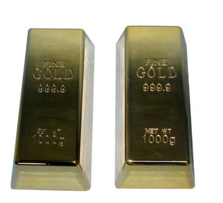 מטיל זהב מכבד שולחני גדול - 3200