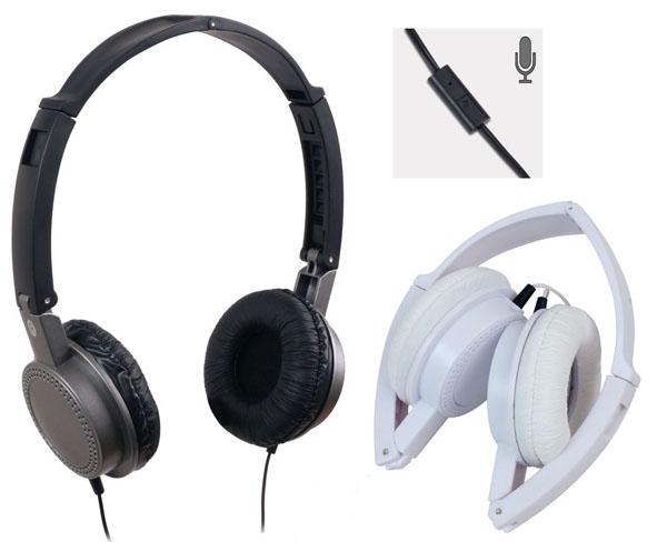 אוזניות איכות עם מיקרופון - 3204